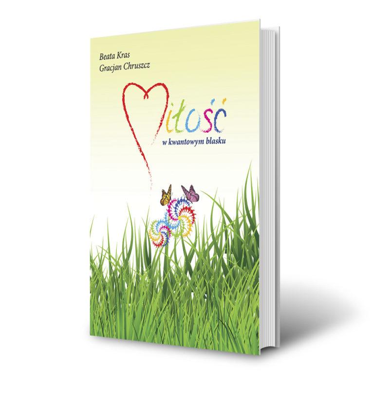 Książka Miłość w kwantowym blasku.